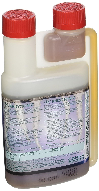 Amazon.com: Canna Rhizotonic nutriente aditivo para ...