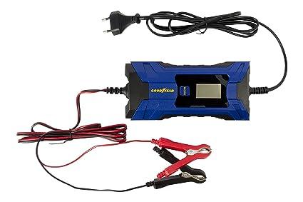 Goodyear Cargador de batería portátil con indicador LED - 4.0A