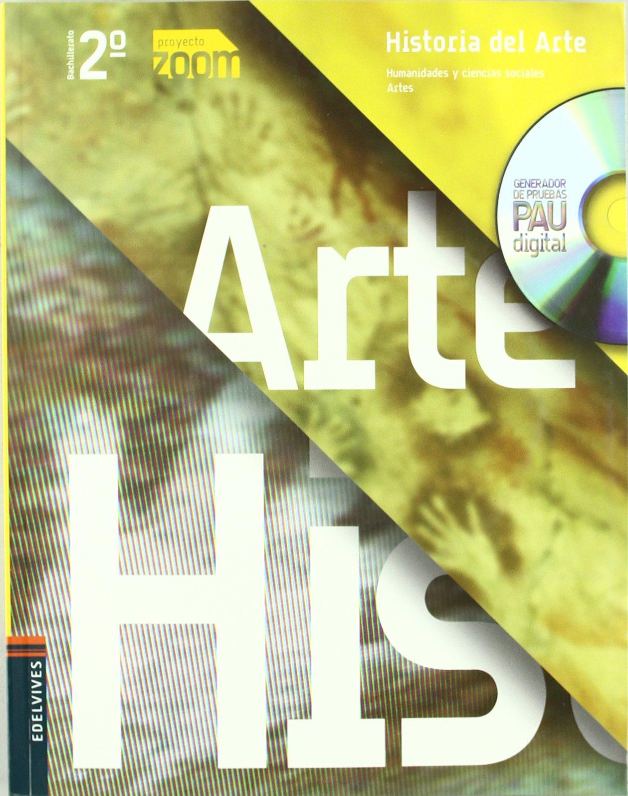 Historia del Arte 2º Bachillerato Zoom - 9788426369734: Amazon.es ...
