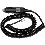 Coiled Power Cord for Beltronics / Escort / V1 Radar Detectors