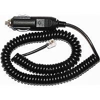 Coiled Power Cord for Beltronics / Escort / V1 Radar Detectors