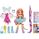 My Little Pony Equestria Girl Deluxe Flutterfly Doll