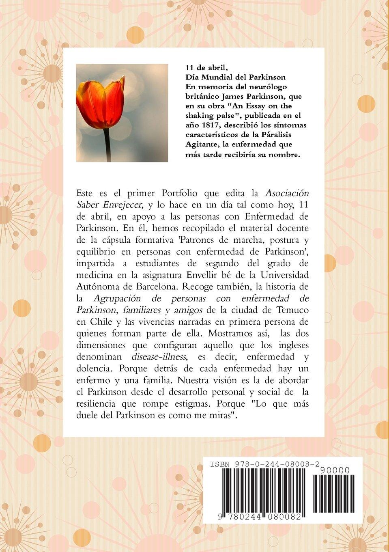 Portfolio Enfermedad de Parkinson: Amazon.es: Lidia Castillo Mariqueo, Lydia Giménez Llort: Libros