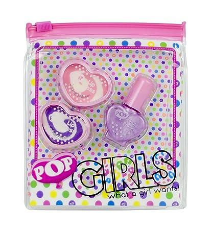 POP- Into Summer Glam, estuche de maquillaje infantil ...