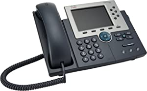 Cisco 7965G Unified IP VOIP Phone (Renewed) (Power Supply Not Included)