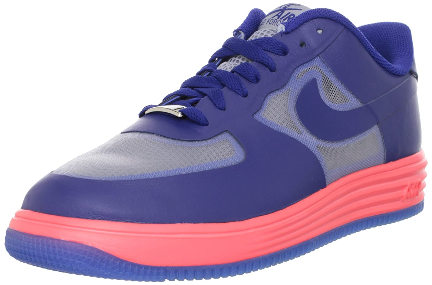 001Lunar Blue ATMC Force 1 Sneakers RYL FUCE RDM Leather Nike599839 Mens Wolf GryDP uJFKTl1c3