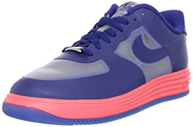 separation shoes ed658 f2349 Image Unavailable. Image not available for. Color  Nike Lunar Force 1 Fuse  Lthr Mens Shoes ...