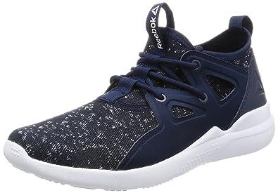 BD4965, Zapatos de Danza Moderna/Jazz para Mujer, Azul (Collegiate Navy/White), 39 EU Reebok