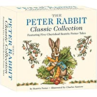 The Peter Rabbit Classic Collection: A Board Book Box Set Including: Peter Rabbit, Jeremy Fisher, Benjamin Bunny, Two…