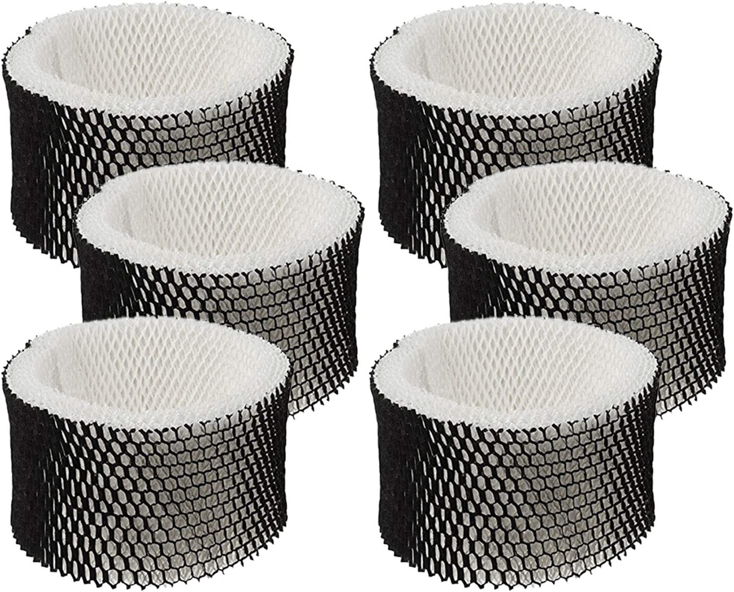 4Pack Fits Holmes HWF62 Replaces H62 SF212 HWF62D HWF-62 Wick Humidifier Filters