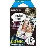 Fujifilm Instax Mini Comic Film: 10 esposizioni