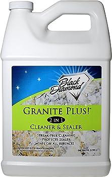 Black Diamond Stoneworks 2 In 1 Granite Cleaner