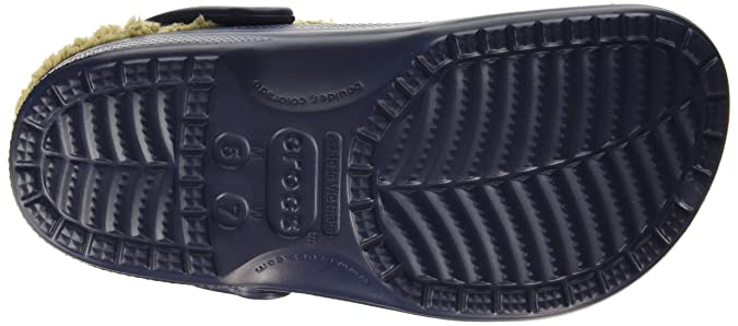 3e181e535a01 Crocs Unisex Adult Baya Lined Clogs  Amazon.co.uk  Shoes   Bags