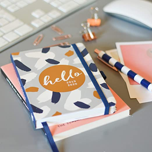 Amazon.com : Busy B 2019-20 Mid-Year to Do Diary - Week to ...