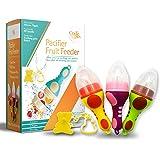 Amazon.com: genialitykids bebé alimentos frescos alimentador ...