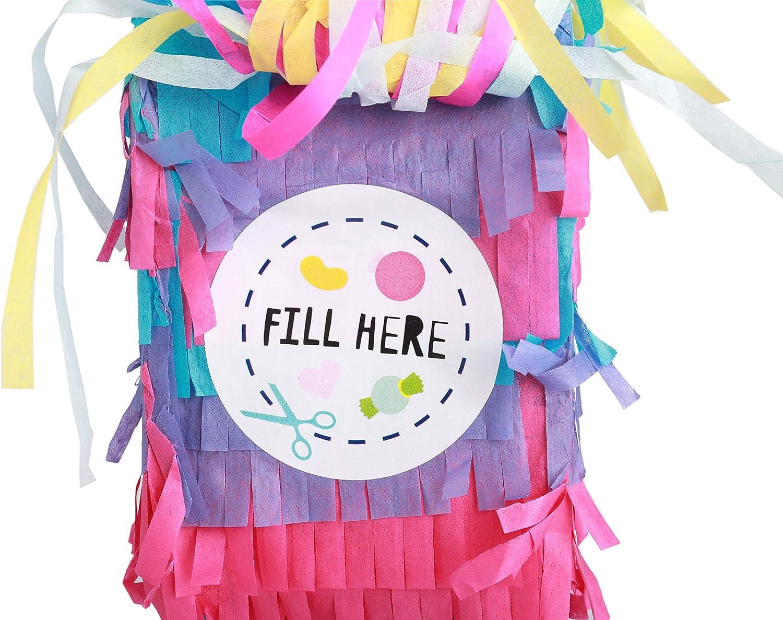 Amazon.com: Llama Loot Battle Royale Piñata Party Favors ...