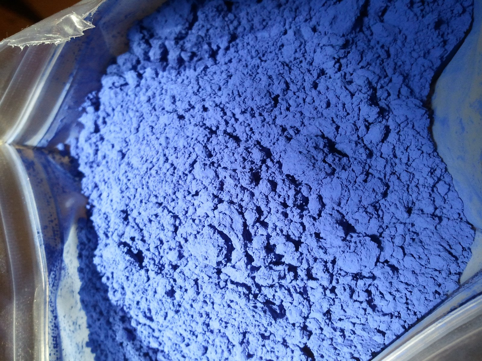 16 OZ FLUORESCENT BLUE VIOLET PIGMENT FOR SOAP COSMETIC