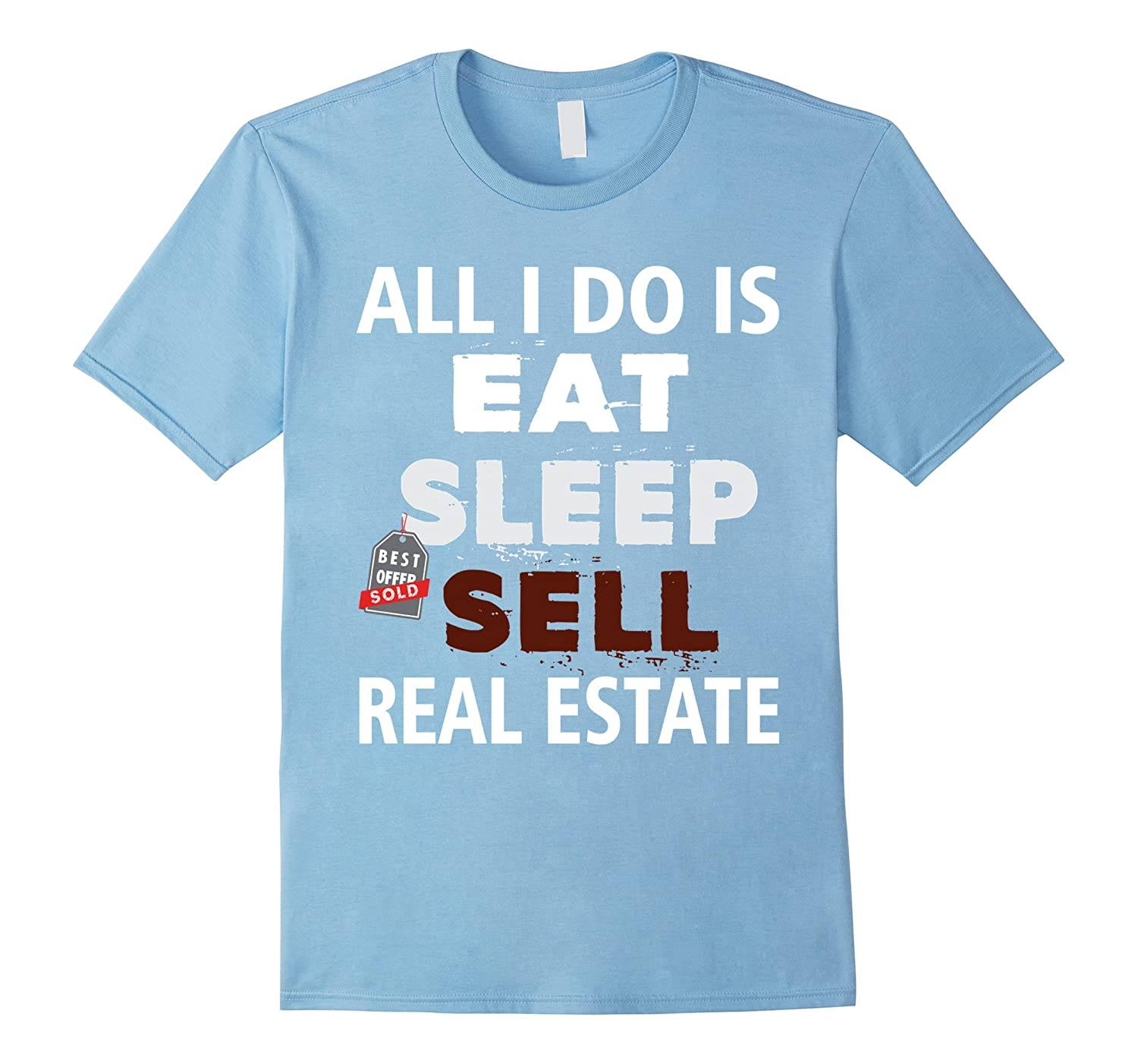 sleeping with real estate agent