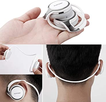 Auriculares Bluetooth 4.1 Deportivos Inalámbricos Cascos ...