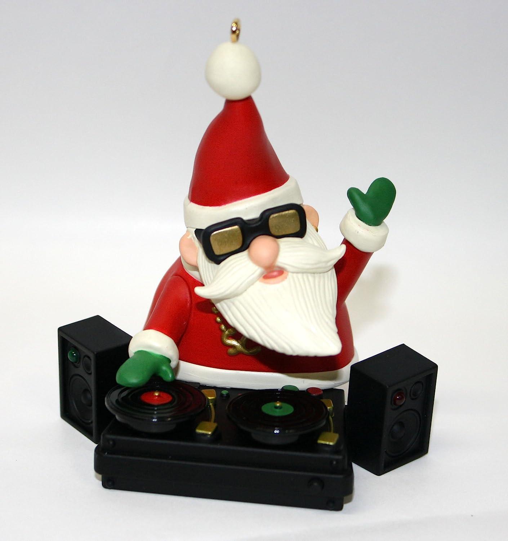 Amazon.com: Dj S. C. 2011 Hallmark Ornament - QXG3207: Home & Kitchen