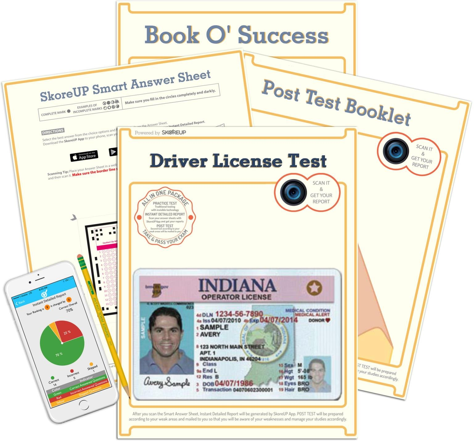 indiana drivers license practice test