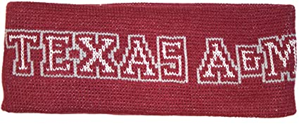 reputable site 104a5 46f3b Image Unavailable. Image not available for. Color  NCAA Licensed Texas A M  Aggies Knit ...