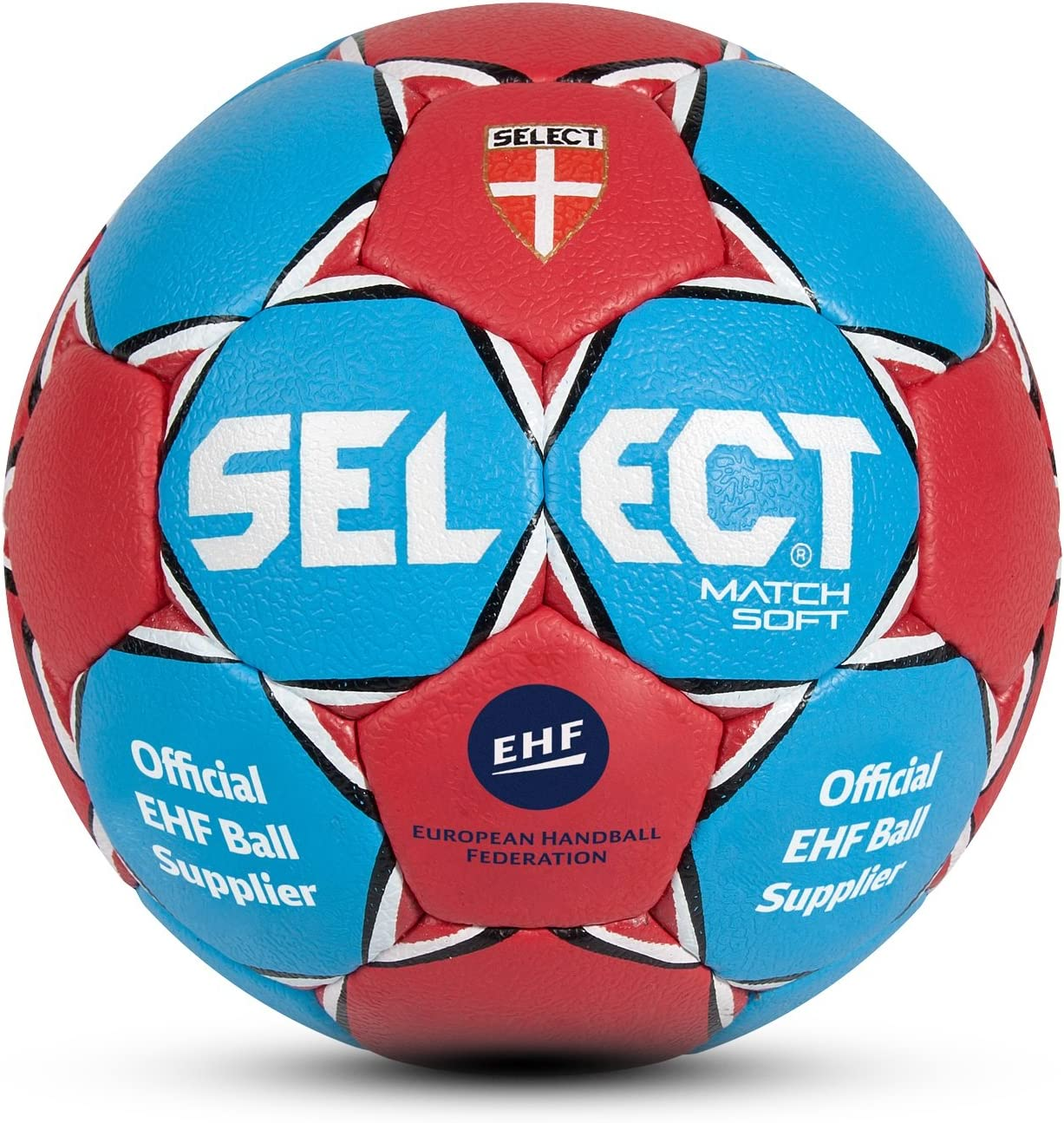 Select Handball Match Soft - Balón de Balonmano Suave, Color Gris ...