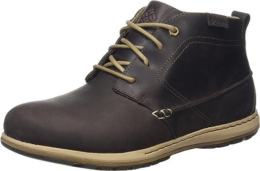 Columbia Davenport Chukka Waterproof Leather, Oxford Hombre