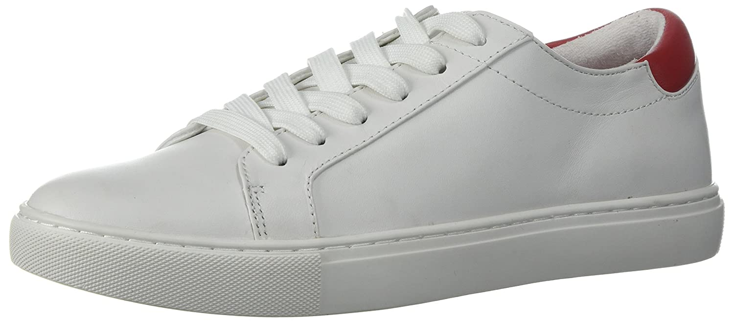 Kenneth Cole New York Women's Kam Lace up Chinese New Year-Techni-Cole 37.5 Lining Sneaker B075KWNW1H 6.5 B(M) US|White