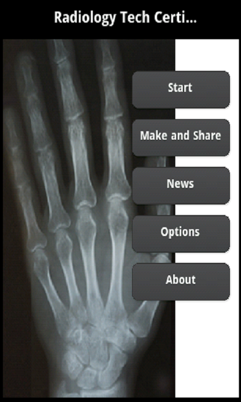Amazon Radiology Tech Certification Flashcards Quiz Appstore
