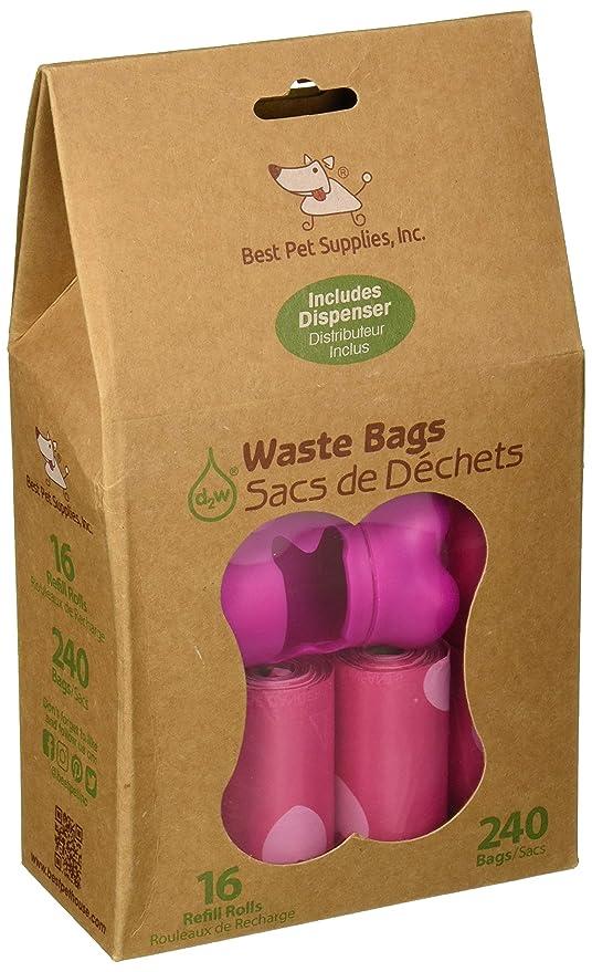 Amazon.com: Good Habit by Best Pet Supplies - Bolsas de ...