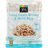 365 Everyday Value, Long Grain Brown & Wild Rice, 8.8 oz