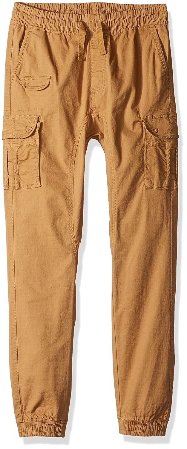 Southpole Boys Big Washed Stretch Ripstop Cargo Jogger Pants