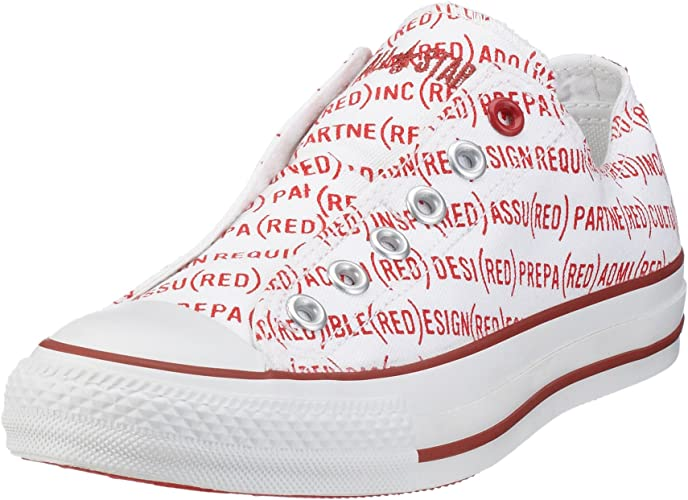converse rouge 39
