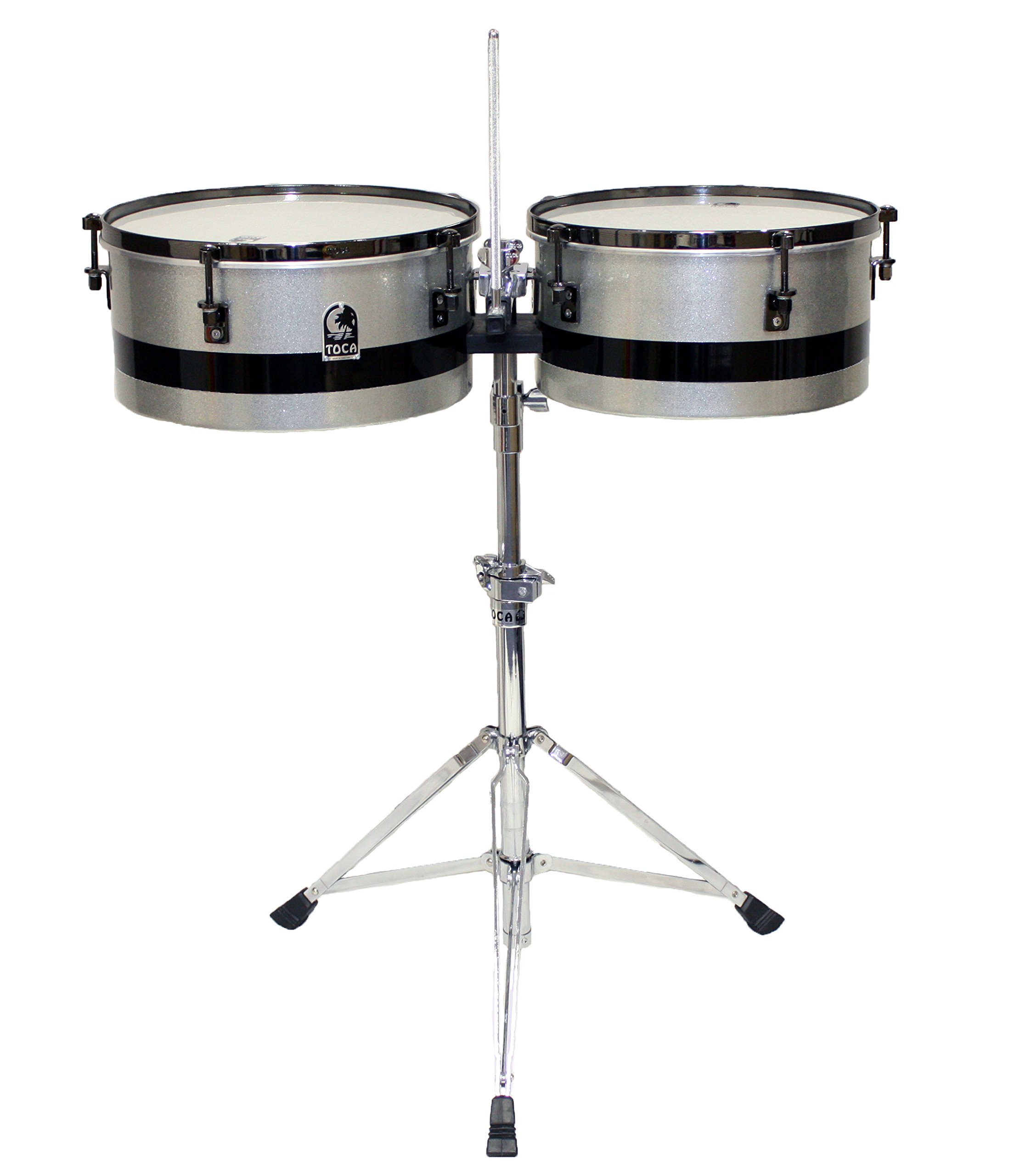 Eric Valez Timbale 14-15'' w/stand by Rhythm Band (Image #1)