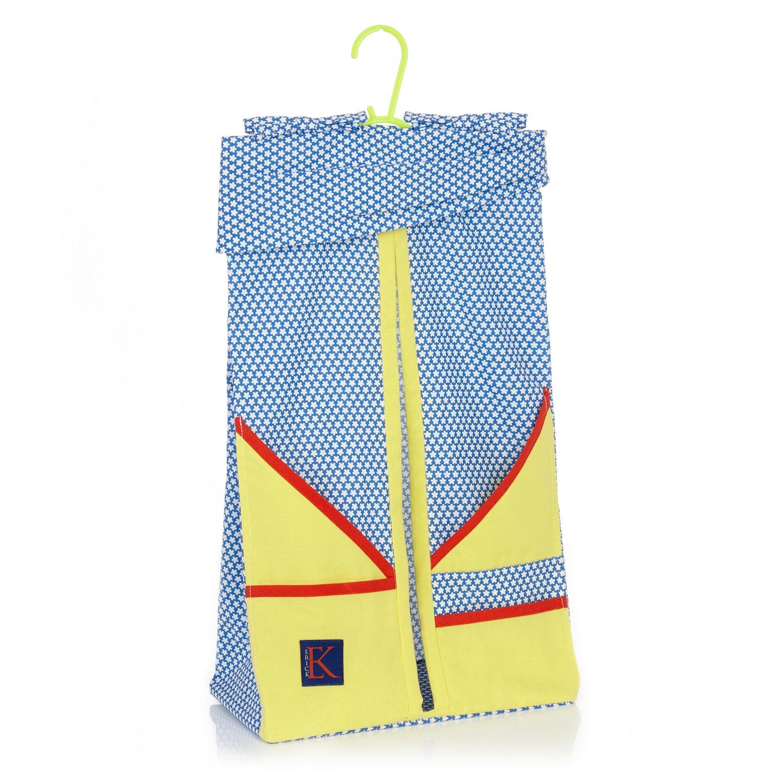 Flexibler Windelspender mit 4 Taschen, 100% aus Baumwolle, für Mädchen und Jungs ERICK