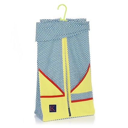 Flexible para pañales dispensador con 4 bolsillos, 100% de algodón, para niños y