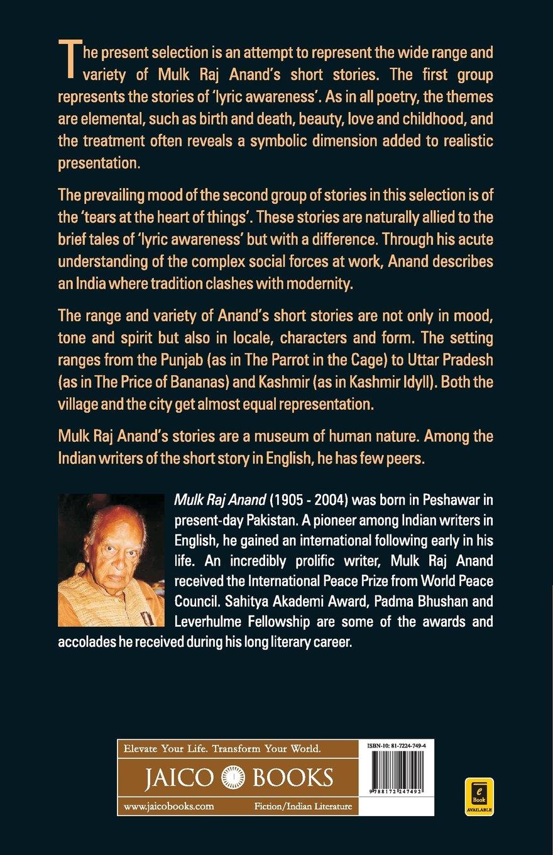 Greatest Short Stories Mulk Raj Anand 9788172247492 Amazon Books