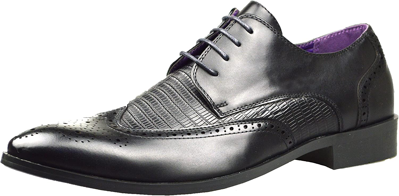 ClassyDude - Zapato con Cordones Hombre