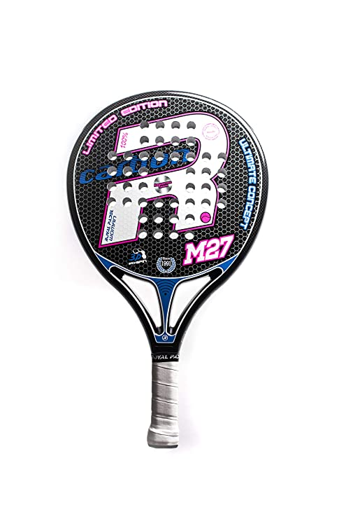 Royal Padel RP M27 Woman Serie Limitada 2019, Adultos Unisex, Multicolor, Talla Unica
