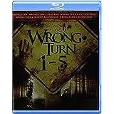 Wrong Turn 1-5 [Blu-ray]