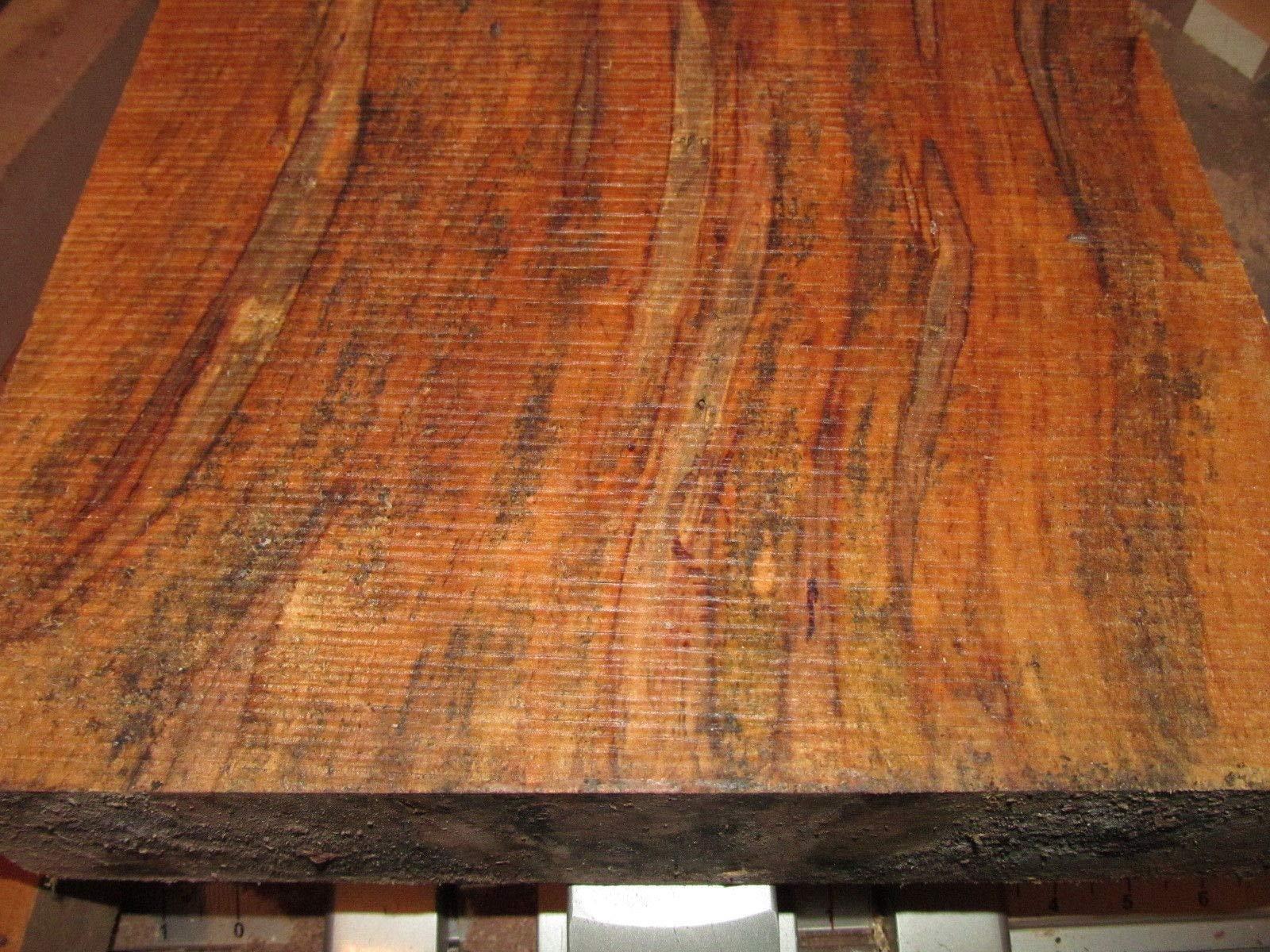 1 Piece of Large Thick Ambrosia Maple Bowl Blank Turning Block Lumber 12 X 12 X 4''