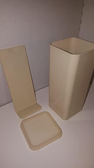 Tupperware Cracker Cheese Butter Storage Container Keeper With Mint Lid U0026  Insert