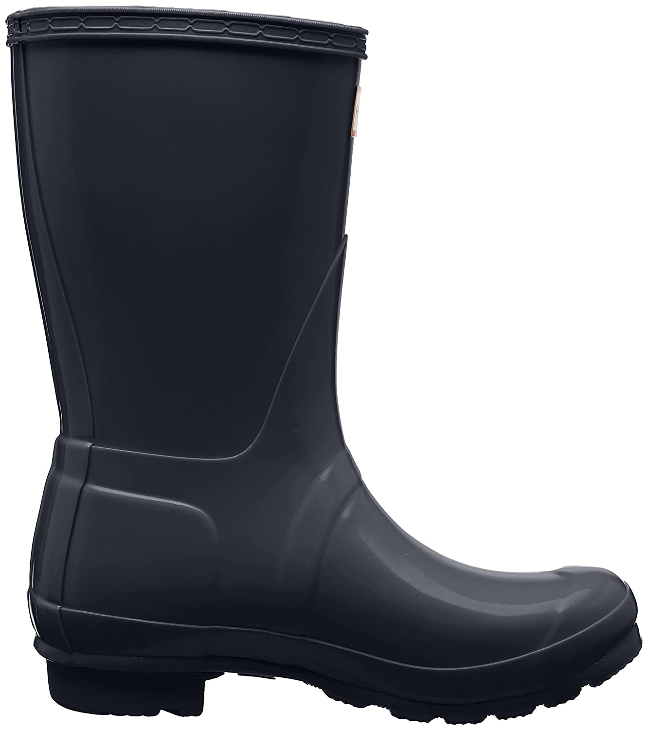 Hunter Women's Original Short Gloss Rain US|Dark Boots B01MRYBAW1 5 B(M) US|Dark Rain Slate 8aea1d