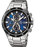 Casio Edifice – Reloj Hombre Analógico con Correa de Acero Inoxidable – EFR-519D