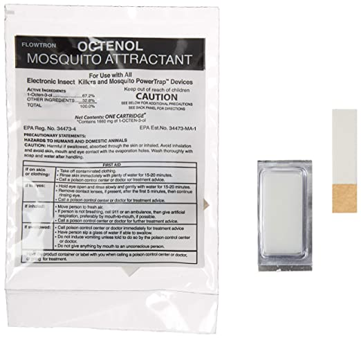 Amazon Flowtron MA 1000 6 Octenol Mosquito Attractant