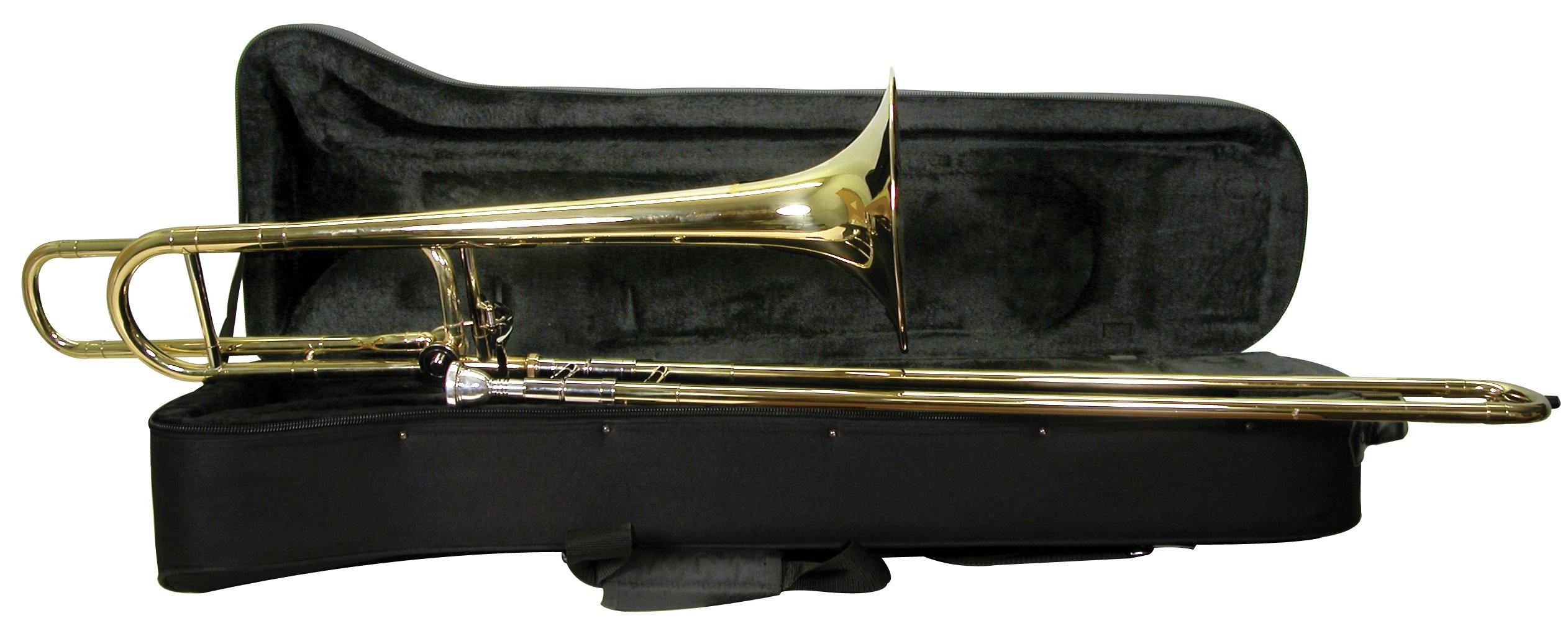 Mirage TT61 Deluxe Bb Slide Trombone with Case by Mirage