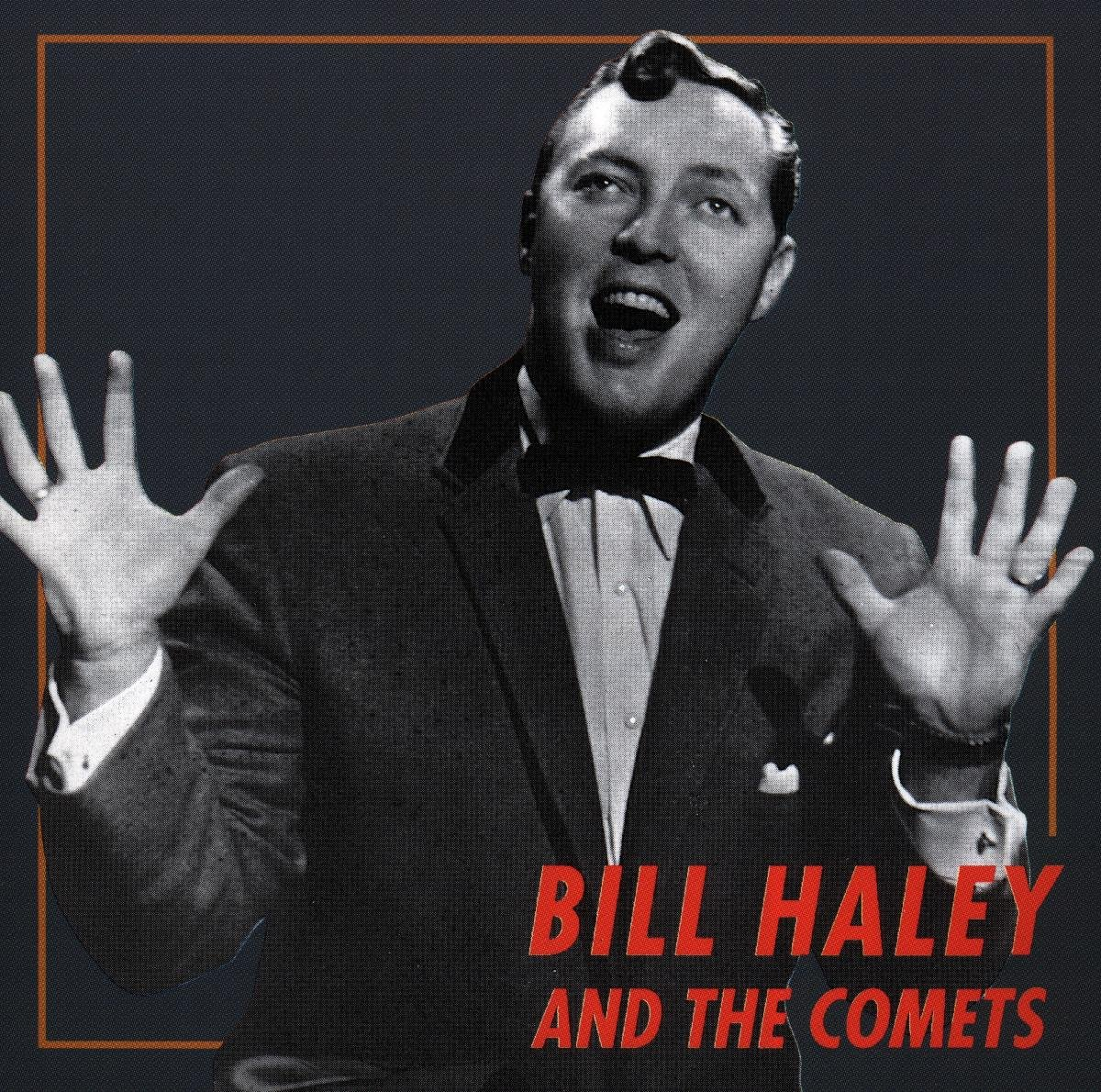 CD : Bill Haley & Comets - Bill Haley & The Comets (hits) (CD)