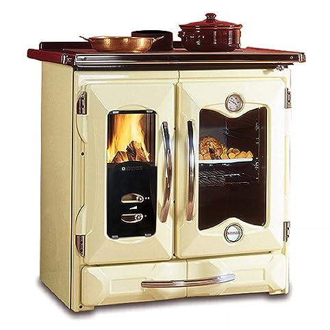 wood burning cook stove la nordica mamy - Wood Burning Kitchen Stove