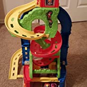 Amazon Com Fisher Price Little People Sit N Stand Skyway
